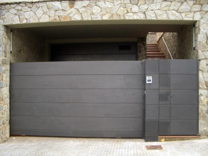 Automateasy tecnologia al servicio de todos for Puerta garaje